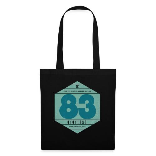 Vignette automobile 1983 - Tote Bag