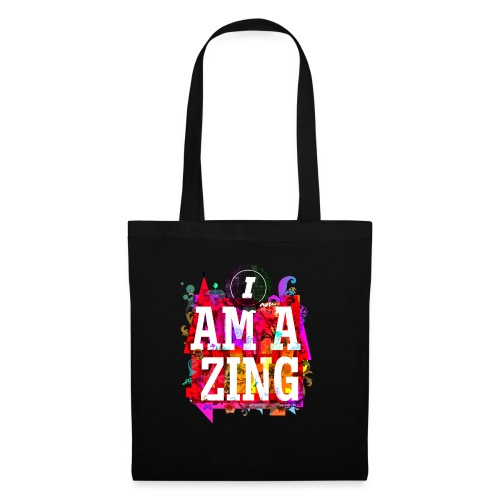 I am Amazing - Tote Bag