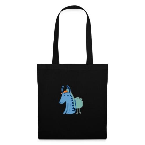 Bird and dog - Tote Bag