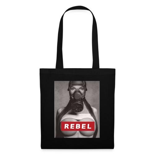 postapocalyptic rebel - Stoffbeutel