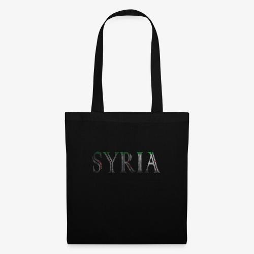 Free syria - Tygväska