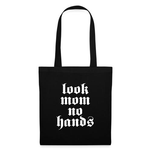 Look mom no hands - Tas van stof