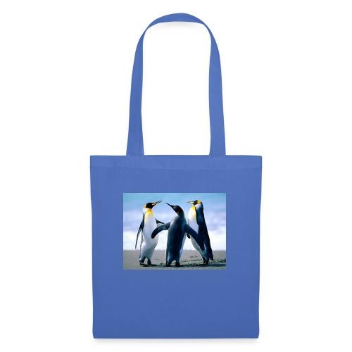 Penguins - Borsa di stoffa