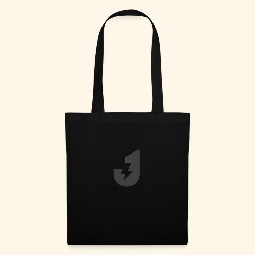 Large J Logo Print - Tote Bag