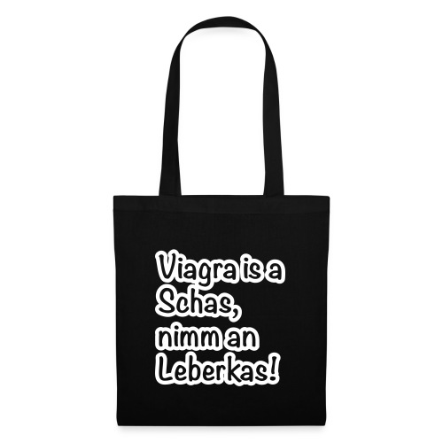 viagra - Stoffbeutel