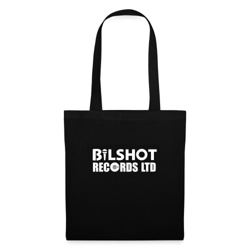 BILSHOT RECORDS HIP-HOP FINAL BLACK - Tote Bag