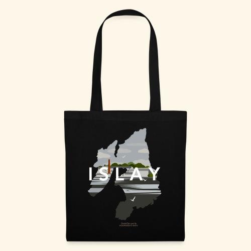 Islay Vintage Travel Poster - Stoffbeutel
