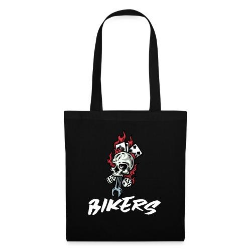 biker 666 - Sac en tissu