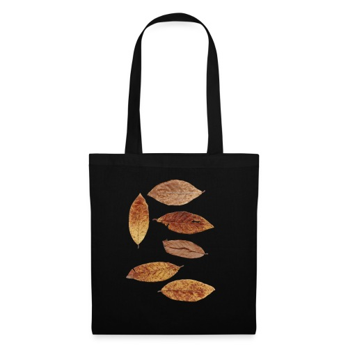 Bunte Blätter - Stoffbeutel