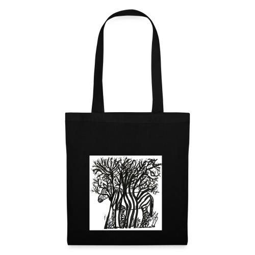 zebre fini - Tote Bag