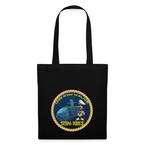 Command Badge SSN-1983 - Tote Bag