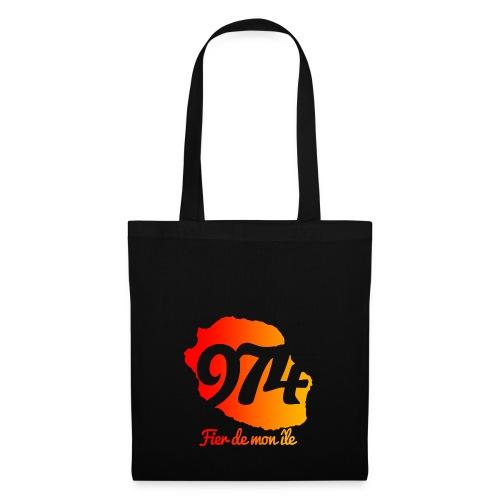 Collection 974 Fier de mon île - Tote Bag