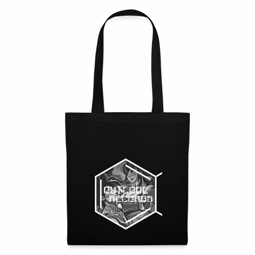 Outcode Records Art - Bolsa de tela