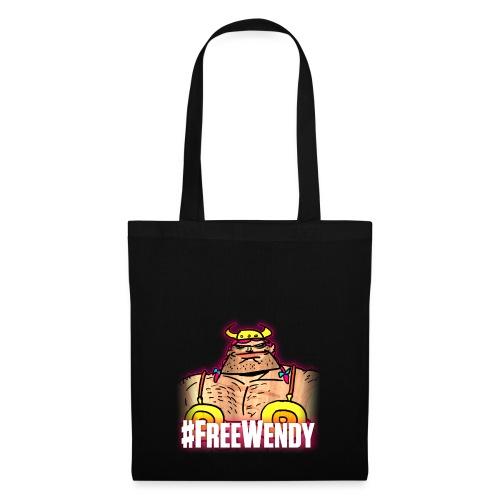 #FreeWendy - Tote Bag