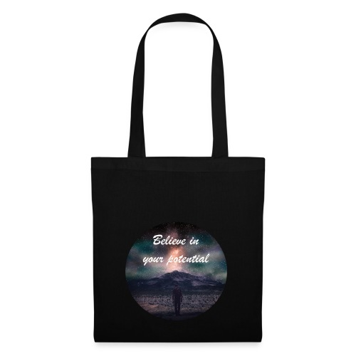 Believe in Your Potential - Tote Bag
