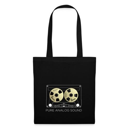 Reel golden cassette - Tote Bag
