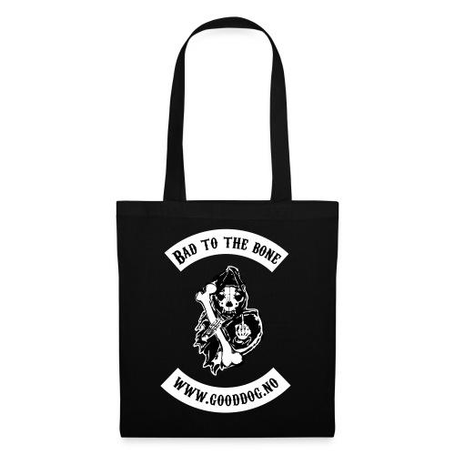 Bad to the Bone - Tote Bag