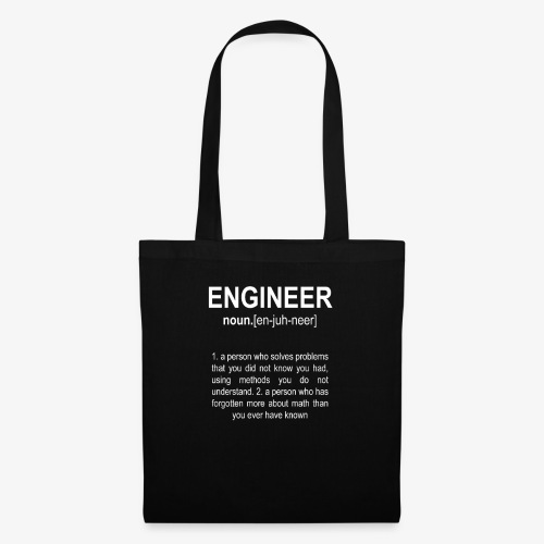 Engineer Def. 2 - Tote Bag