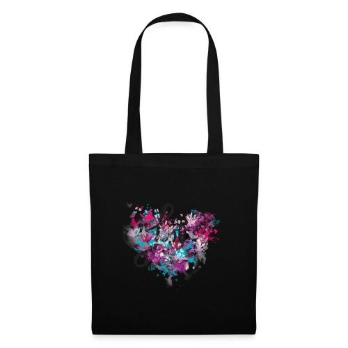 Colorful love - Tote Bag