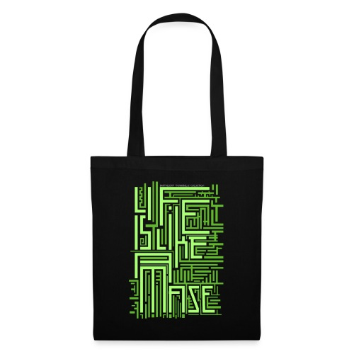 The Maze - Tote Bag