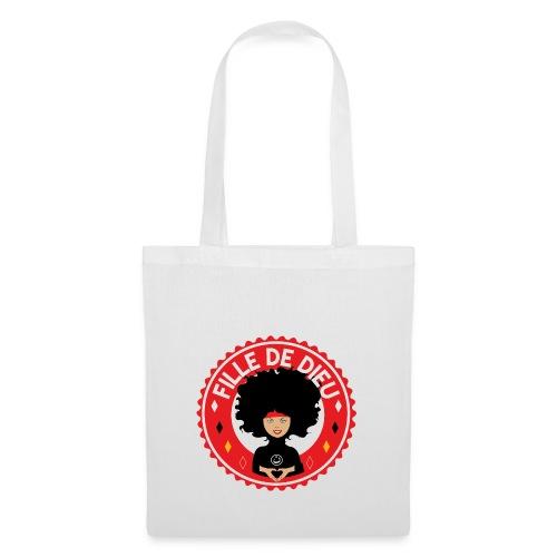 fille de Dieu rouge - Tote Bag