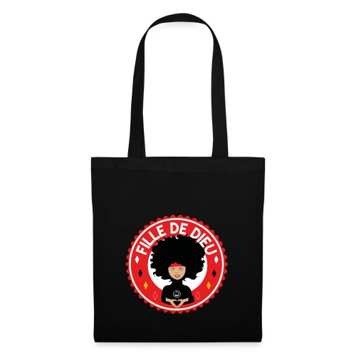 fille de Dieu rouge - Tote Bag