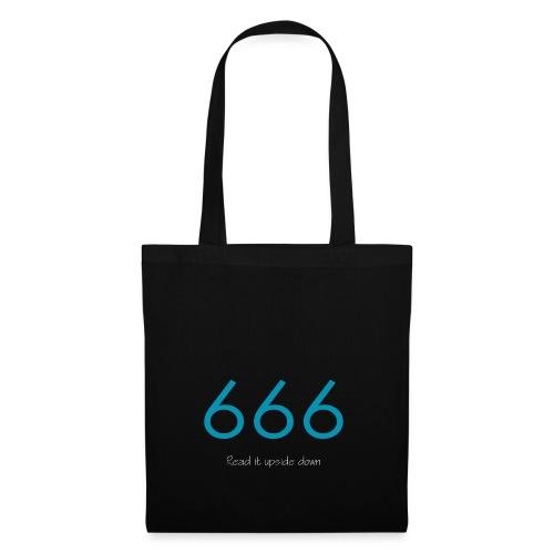 666 and 999 - Tygväska
