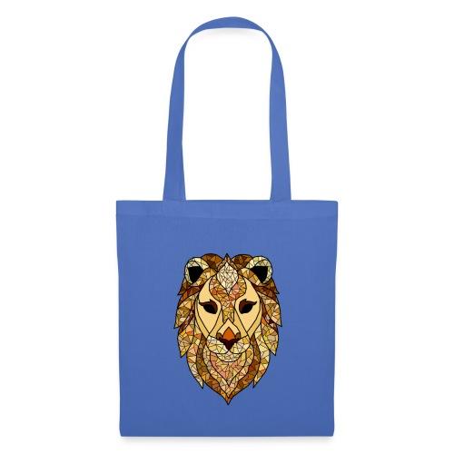 lion - Borsa di stoffa