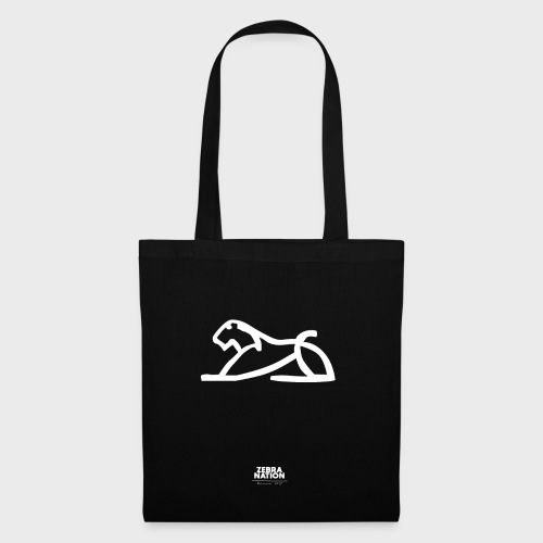 Zebra Nation (White Lion) 2019 Collection - Tote Bag