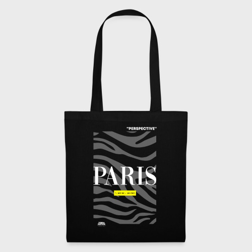 Zebra Nation (PARIS) 2019 Collection - Tote Bag