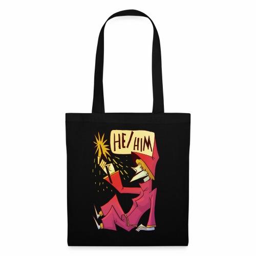 He Him - Tote Bag