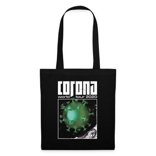 Corona World Tour 2020 | Coronavirus - Tote Bag