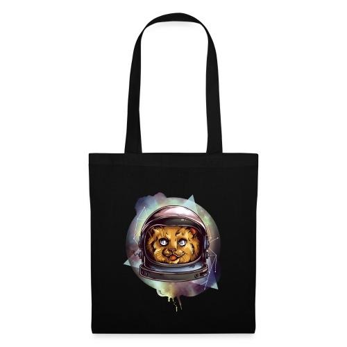 Cute astronaut kitten - Tote Bag