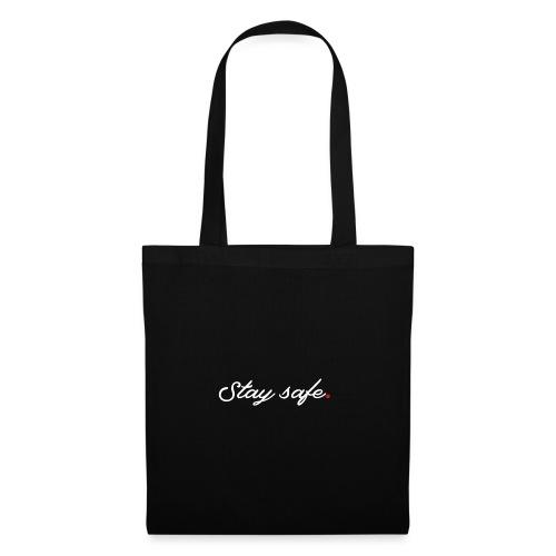 Veilig blijven - Tas van stof