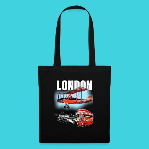London by day and night! - Tote Bag