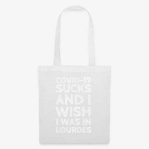 I WISH I WAS IN LOURDES - Tote Bag