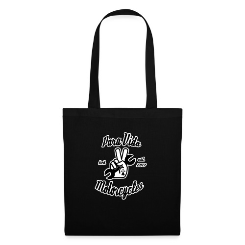 PuraVidaMotorcycles - Tote Bag
