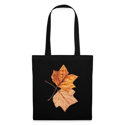 Blätter - Stoffbeutel