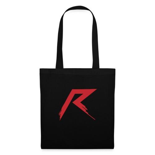 R Logo - Tas van stof