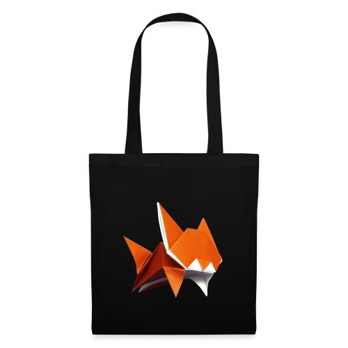 Jumping Cat Origami - Cat - Gato - Katze - Gatto - Tote Bag