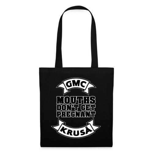 GMC MOUTH'S FÅR IKKE VIGTIGT - Mulepose