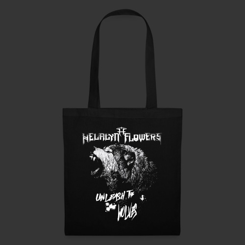 unleash the wolves - Tote Bag