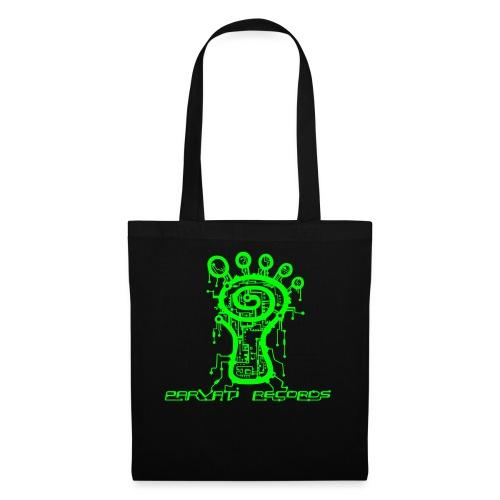 Parvati Records Matrix logo - Tote Bag