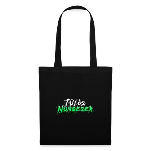 Tutos Nungeser - BLACKLIST - Bolsa de tela
