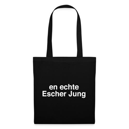 En echte Escher Jung - Stoffbeutel