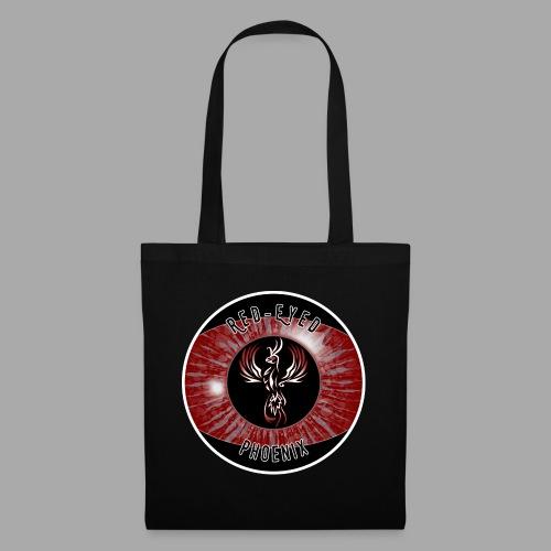 Red-Eyed Phoenix Logo - Stoffbeutel