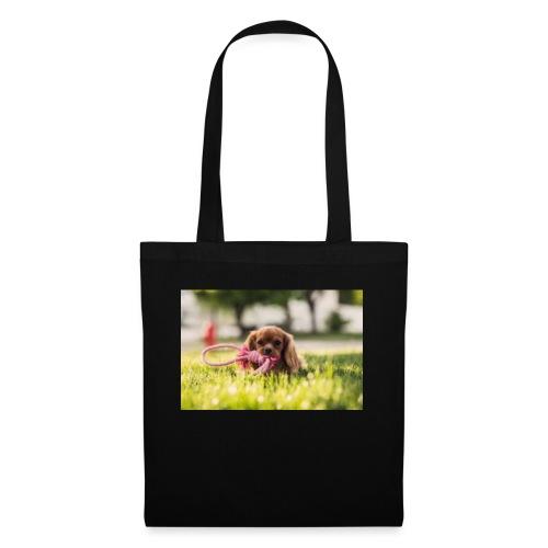 Hunden - Tygväska