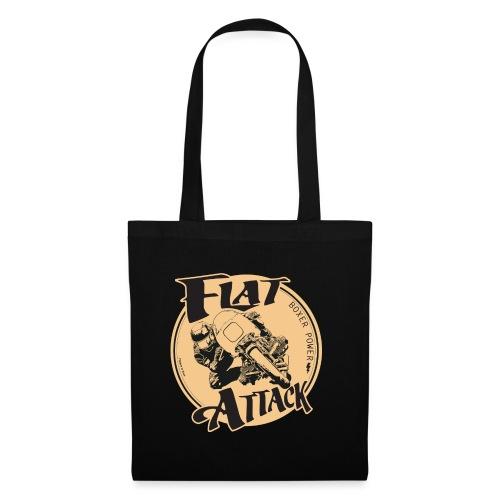 N 179 FLAT ATTACK 2 - Tote Bag