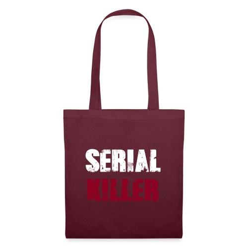 Serial Killer - Stoffbeutel