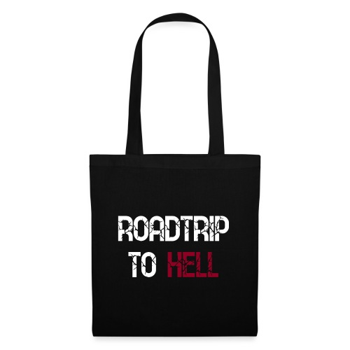 Roadtrip To Hell - Stoffbeutel